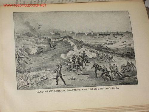 Libros antiguos: War in Cuba, or the Great Struggle for Freedom, por Gonzalo de Quesada y Henry Davenport Nortthrop - Foto 8 - 23746903