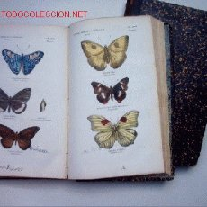 Libros antiguos - HISTORIA NATURAL - BUFFON - 2 Tomos - VI y VII - 27110685
