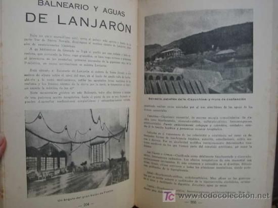 Libros antiguos: GUIA OFICIAL DE BALNEARIOS Y AGUAS MINERO - MEDICINALES 1942 - Foto 2 - 9788247