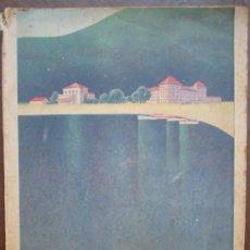 Libros antiguos: GUIA OFICIAL DE BALNEARIOS Y AGUAS MINERO - MEDICINALES 1942. Lote 9788247