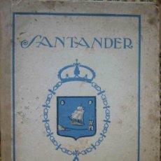 Libros antiguos: SANTANDER, VERANO 1926. . Lote 9788338