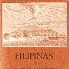 Libros antiguos: FILIPINAS Y SU REAL HACIENDA. 1750-1800 A-FILIP-014. Lote 49632128
