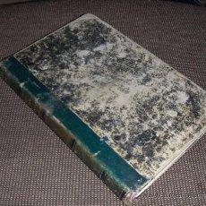 Libros antiguos: QUEIPO. TABLAS DE LOGARITMOS. AÑO 18...?. Lote 14662393
