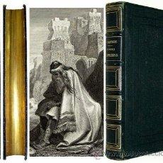 Libros antiguos: 1855 VÍSPERAS SICILIANAS - HIJA DEL CID - GRABADOS - DELAVIGNE - 2 TOMOS EN 1 VOL. - TEATRO Y POEMAS. Lote 10420332