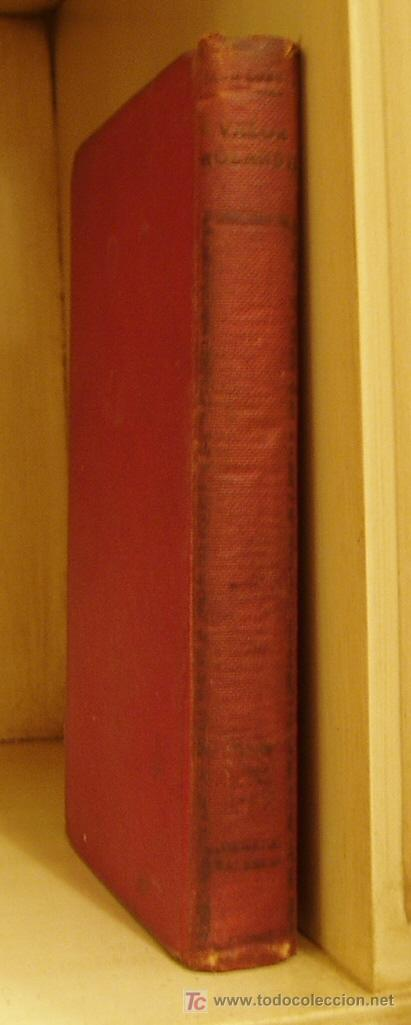 Libros antiguos: VALOR HOLANDES. JACK LONDON. TRADUCCIÓN ADELA GRECO ( L01 ) - Foto 3 - 23885489