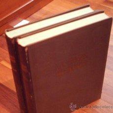Libros antiguos: LAS RAZAS HUMANAS - PRIMERA EDICION 1928. Lote 18231779