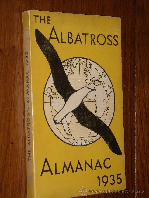 THE ALBATROSS ALMANAC 1935 EN IDIOMA INGLÉS (Libros Antiguos, Raros y Curiosos - Otros Idiomas)