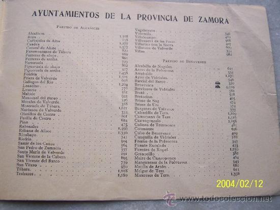 Libros antiguos: ZAMORA, ALBERTO MARTIN, EDITOR.- BAR.- CON 16 LÁMINAS - 19 X 13 CM. - Foto 6 - 18694081