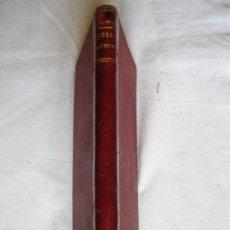 Libros antiguos: FLORILEGIO DE LA PROSA CASTELLANA, MODERNA. AUGUSTO DIEZ Y CARBONELL. 1916. Lote 26817847