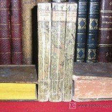 Libros antiguos: 1805 HISTORIA DE LAS GUERRAS CIVILES DE GRANADA. PEREZ DE HITA. EN GOTHA, STEUDEL Y KEIL. Lote 27413337