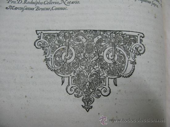 Libros antiguos: DECRETUM GRATIANI -LVGDVN AÑO 1584- FOLIO MAYOR PORTADA Y TEXTO A DOS TINTAS - Foto 11 - 27339413