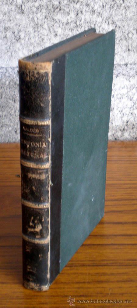 SINFONIA PASTORAL .. NOVELA DE COSTUMBRES CAMPESINAS .. POR A. PALACIOS VALDÉS 1930 (Libros Antiguos, Raros y Curiosos - Literatura - Otros)