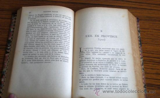 Libros antiguos: Les conquetes d'amour et de gloire du meréchal, duc de RICHELIEU .. Por Paul Reboux 1929 - Foto 4 - 19046767