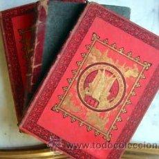 Libros antiguos: HILADURA Y TISAJE - 3 TOMOS, POR JOAQUIN RIBERA. Lote 26122876