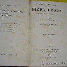 Libros antiguos: LIBRO AÑO 1878,PARIS DIGBI GRAND. Lote 10911041