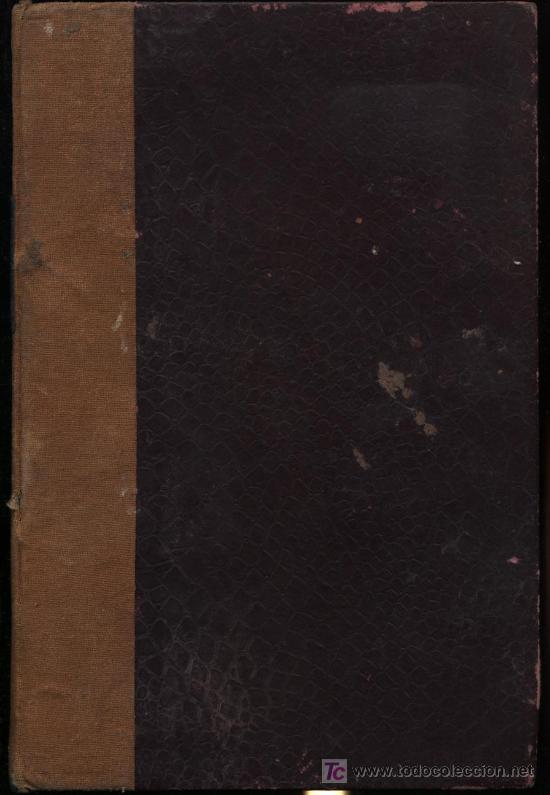 LA MALDICIÓN DE DIOS. MANUEL FERNÁNDEZ Y GONZÁLEZ.TOMO II. M. GUIJARRO 1872, 2ª EDICIÓN (Libros Antiguos, Raros y Curiosos - Pensamiento - Otros)