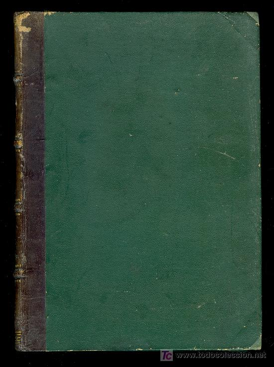 TRATADO DE LA SIDERURGIA POR D. JOAQUIN RODRIGUEZ ALONSO. MADRID 1884. OBRA PREMIADA. (Alte Bücher - Wissenschaften, Handbücher und Berufe - Andere Wissenschaften und Handbücher)