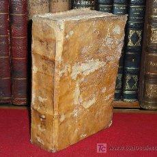 Libros antiguos: 1742 THEATRO DE EL DESENGAÑO. JUAN RIBERO. IMPRESO EN CORDOBA. RARISIMO. Lote 27413335