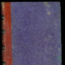 Libros antiguos: LA REINA Y EL PRIVADO POR FOURNIER Y ARNOULD. TOMO I. MADRID 1857. IMPRENTA LUIS GARCIA. Lote 14698006