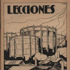 Libros antiguos: LECCIONES. ED. SALVATELLA. Nº 3. Lote 15695895