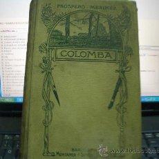 Libros antiguos: COLOMBA . Lote 11317909