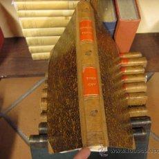 Libros antiguos: CATALUÑA TEXTIL 1915/1916 - TOMO ENCUADERNADO DE EPOCA PERFECTO. Lote 23310535