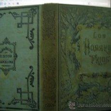 Libros antiguos: LOS HOGARES FRIOS. Lote 16612375