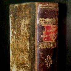 Old books - LIBRO ANTIGUO EL PADRE DE LOS POBRES.LIBRO ANTIGUO. RAFAEL DEL CASTILLO. 1862. . ENVIO EN 6 €. - 26292912
