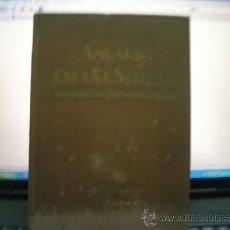 Libros antiguos: ANUARIO ESPAÑA SELECTA 1929. Lote 11491980