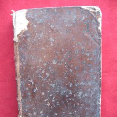 Libros antiguos: LAS AVANTURES DE TELEMAQUE FILS D'ULYSSE - TOMO II - 1740. Lote 11568065