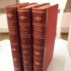 Libros antiguos: MI MANDO EN CUBA 1911 LIBRO TOMO 4 CON MAPAS OBRA LUJOSA LITOGRAFIAS CUBA GENERAL WEYLER GUERRA. Lote 95733596