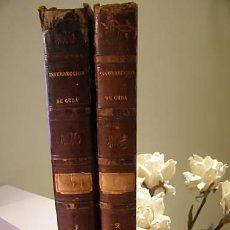 Libros antiguos: HISTORIA DE LA INSURRECCION DE CUBA 1879 SOULERE 2 VOLS OBRA COMPLETA MUCHOS GRABADOS! RARISIMA OBRA. Lote 17386702