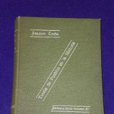 Libros antiguos: TUTELA DE PUEBLOS EN LA HISTORIA.. Lote 37338757