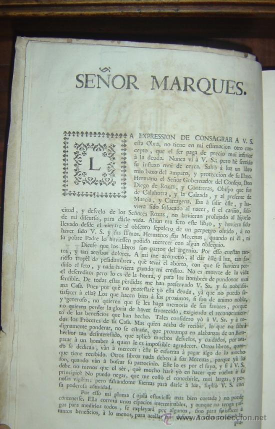 Libros antiguos: 1760 - GRAN HISTORIA DE LOS VARONES ILUSTRES DE ESPAÑA. SALAMANCA.PUEDE PAGARSE A PLAZOS - Foto 6 - 26988661