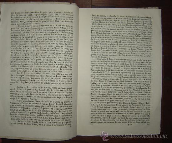Libros antiguos: 1760 - GRAN HISTORIA DE LOS VARONES ILUSTRES DE ESPAÑA. SALAMANCA.PUEDE PAGARSE A PLAZOS - Foto 7 - 26988661