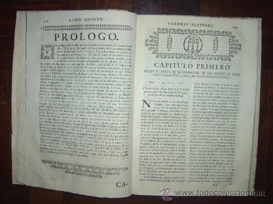 Libros antiguos: 1760 - GRAN HISTORIA DE LOS VARONES ILUSTRES DE ESPAÑA. SALAMANCA.PUEDE PAGARSE A PLAZOS - Foto 16 - 26988661
