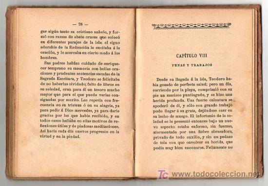 Libros antiguos: 1911 - EL JOVEN ERMITAÑO - CRISTOBAL SCHMID - GRABADOS - Foto 5 - 11723424