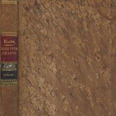 Libros antiguos: CODIGO PENAL DE 1870 (A/ DE- 043). Lote 17983517