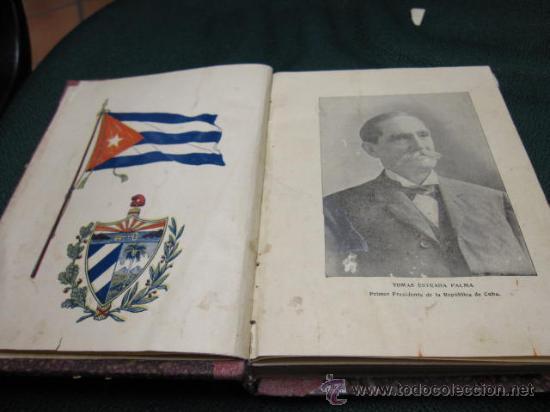 NOCIONES DE HISTORIA DE CUBA ADAPTADA ALAS ESCUELAS PUBLICAS - MORALES , VIDAL -1923 HABANA (Libros Antiguos, Raros y Curiosos - Historia - Otros)