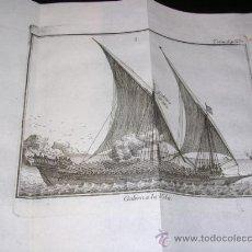 Libros antiguos: PLUCHE, ABAD M , ( EL MAR )ESPECTACULO DE LA NATURALEZA, Ó CONVERSACIONES , MUY ILUSTRADO 1771. Lote 21973900