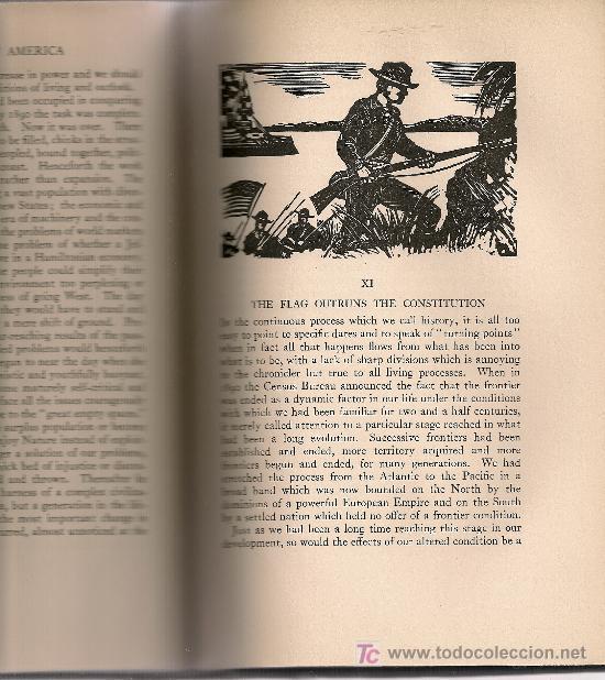 Libros antiguos: The Epic of America / J. Truslow Adams. Boston : Little, Brown, 1931. 23x15 cm. 433 p. - Foto 3 - 24966185
