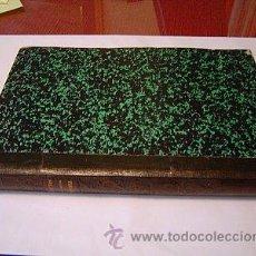 Libros antiguos: 1858 COLECCION DE LOS ESCRITOS DEL DR. D. PEDRO ANTONIO SANCHEZ. Lote 25946011