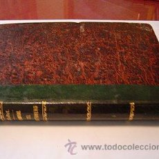 Libros antiguos: 1853 MANUAL DEL PONTONERO. Lote 26433447