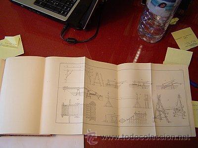 Libros antiguos: 1853 MANUAL DEL PONTONERO - Foto 2 - 26433447