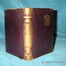 Libros antiguos: OBRAS COMPLETAS - GABRIEL GALAN - AGUILAR - ENCUADERNADO EN PIEL.. Lote 25016215