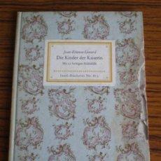 Libros antiguos: DIE KINDER DER KAISER JEAN – ETIENNE LIOTAD .. LOS HIJOS DE LA EMPERATRIZ MARÍA ANTONIETA. Lote 21712657