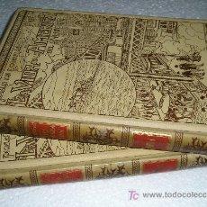 Libros antiguos: PABLO DE ROUSIERS - LA VIDA EN LA AMERICA DEL NORTE EN 2 TOMOS, MONTANER Y SIMON EDITORES, AÑO 1899.. Lote 26356058