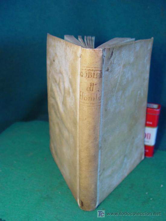 Libros antiguos: GOBIERNO DEL HOMBRE POR LA RAZON - PARTE I - LORENZO BORDELON - 1786 - VDA. DE IBARRA - MADRID - - Foto 9 - 176187763
