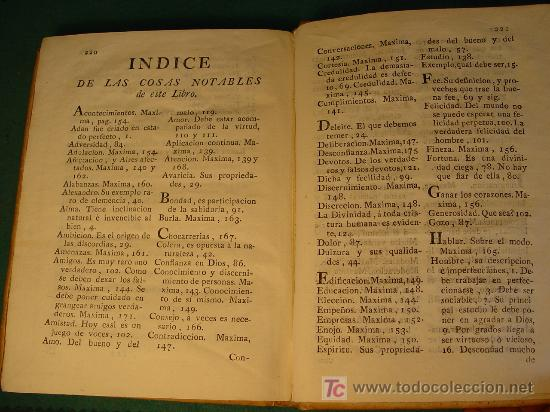 Libros antiguos: GOBIERNO DEL HOMBRE POR LA RAZON - PARTE I - LORENZO BORDELON - 1786 - VDA. DE IBARRA - MADRID - - Foto 6 - 176187763