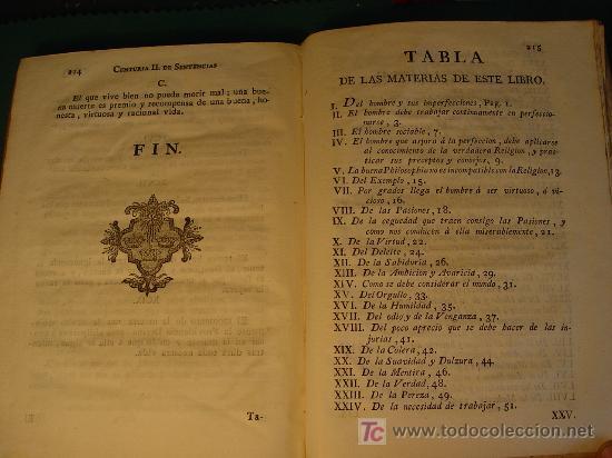 Libros antiguos: GOBIERNO DEL HOMBRE POR LA RAZON - PARTE I - LORENZO BORDELON - 1786 - VDA. DE IBARRA - MADRID - - Foto 7 - 176187763